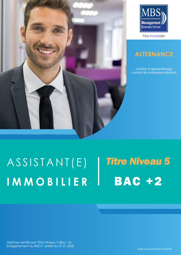 Asistant immobilier